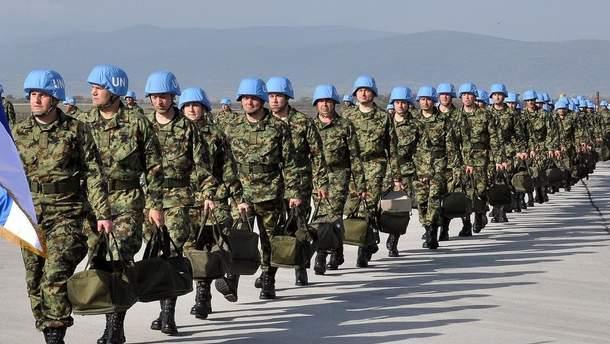 Миротворчий контингент