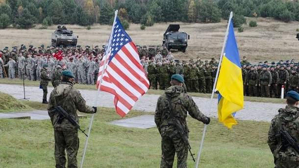 США планирует выделить 500 миллионов долларов в 2018 году на военную поддержку Украины