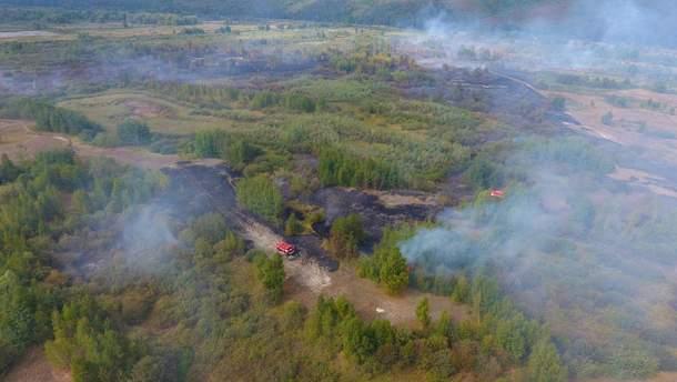 В Черкасской области объявлена чрезвычайная ситуация
