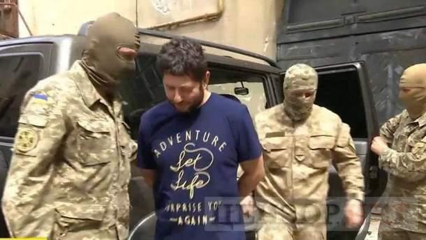 Задержан высокопоставленный боевик