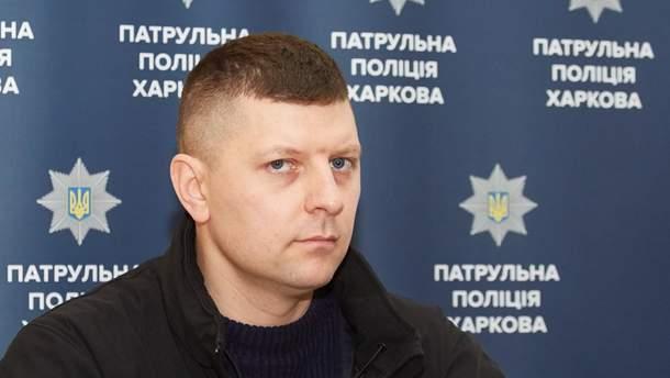 Вадим Лисничук возглавил Украинскую полицейскую академию