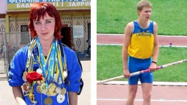 Анжеліка Шевченко та Георгій Биков