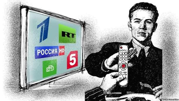 """Росія запустила телеканал під назвою """"Україна24"""""""
