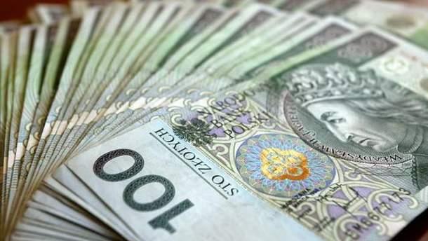 Украинские заробитчане перевели из Польши домой 8 миллиардов злотых