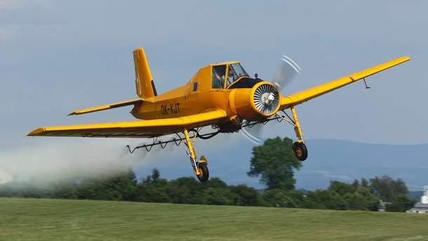 Легкомоторний літак Z-37A