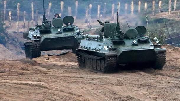 """Наймасштабніші військові маневри в межах навчань """"Захід-2017"""""""