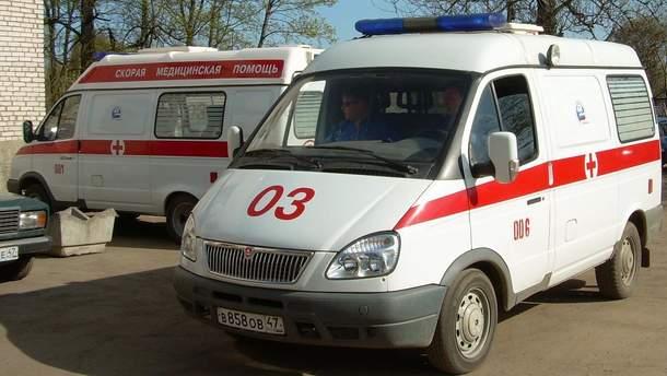 В результате ДТП один человек погиб и по меньшей мере 5 человек серьезно пострадали