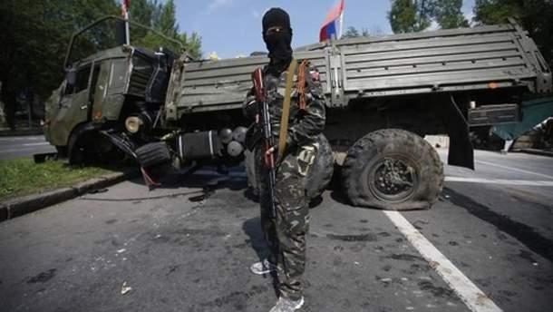Боевики дезертируют с Донбасса