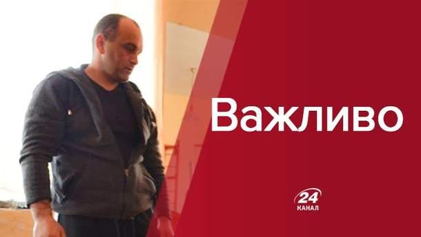 """Подозреваемый в убийстве относится к """"Радикальной партии Ляшко"""""""