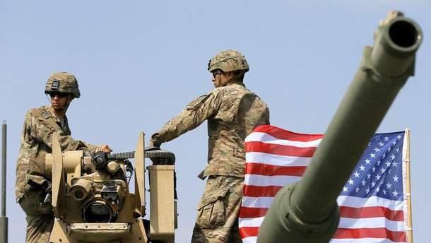 Американское вооружение для Украины