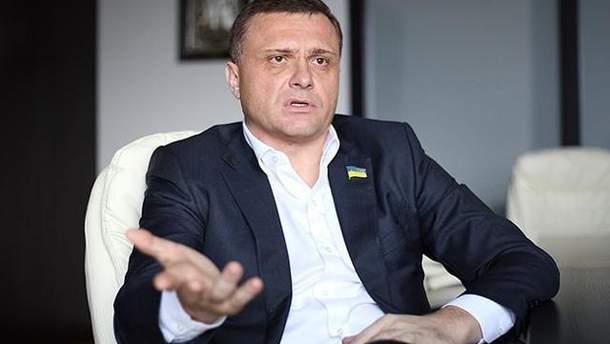 НАБУ открыло дело против Левочкина