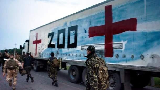 Втрати бойовиків за тиждень склали 11 осіб