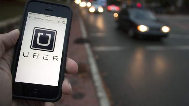 Uber підняв тарифи у Києві та Львові