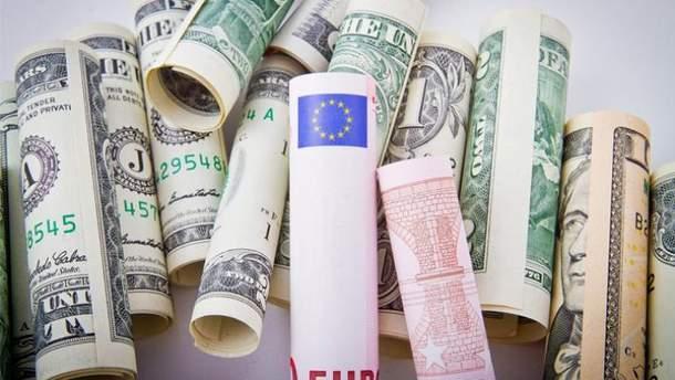 Курс валют НБУ на 21 сентября