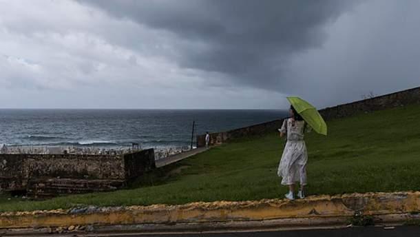 "Ураган ""Мария"" добрался до Пуэрто-Рико"