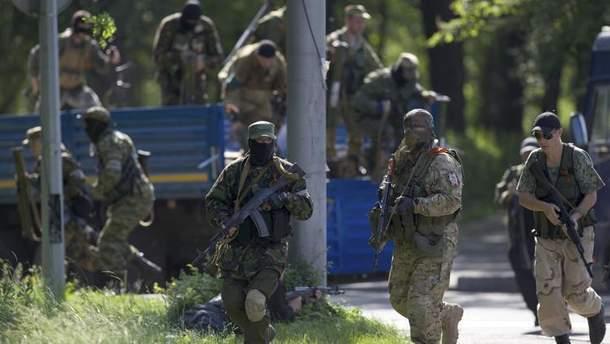 Скільки бойовиків воює на Донбасі: в СБУ озвучили цифру