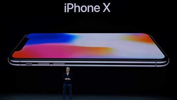 Тім Кук прокоментував ціну iPhone X