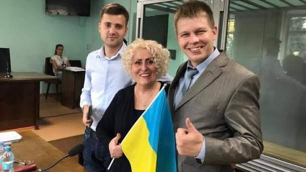 Нелю Штепу отпустили под круглосуточный домашний арест