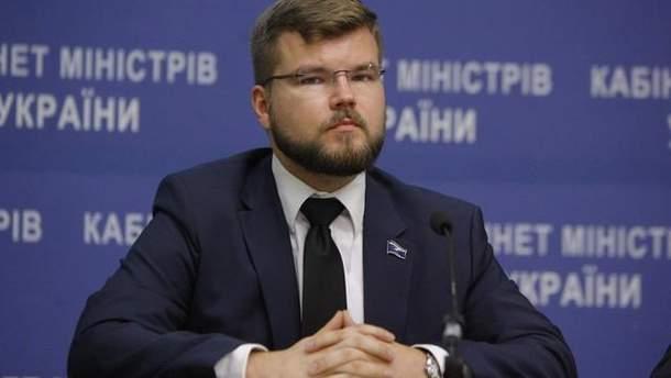 """Кравцов призвал производителей продукции для строительства колеи активно участвовать в тендерах """"Укрзализныци"""""""