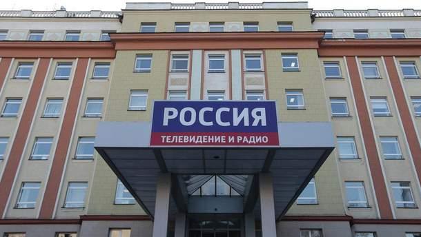 Журналіст показав нового кореспондента від пропагандистського каналу РФ в Україні