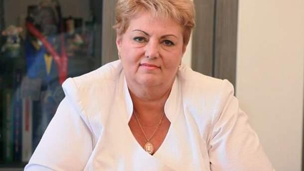 После трагедии в лагере Одессы заместитель мэра Цвиринько ушла на пенсию