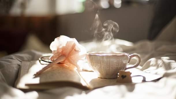 Рецепт приготування імбирного чаю