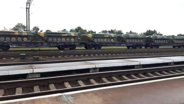 """Навчання """"Захід-2017"""": Росія виводить війська з Білорусі"""