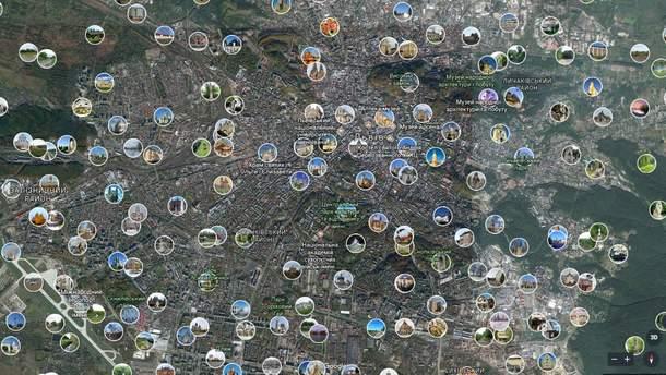В Google Earth теперь можно смотреть на мир через снимки людей