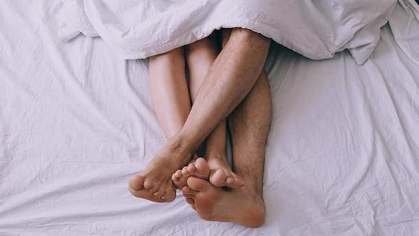 С первых дней отношений у девушки нет интереса к сексу