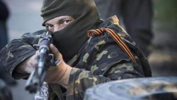 """Воевал за """"ДНР"""""""