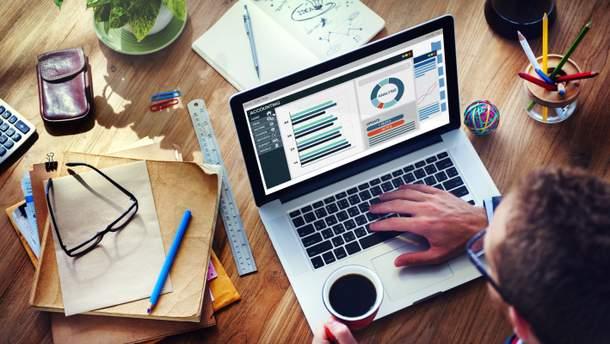Как открыть бизнес в Украине онлайн