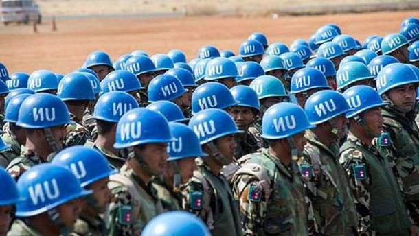 Россия начала обсуждать идею миссии ООН и пошла на уступки