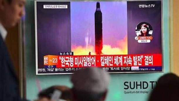 КНДР может снова испытать водородную бомбу