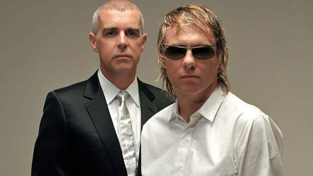 """Участники группы """"Pet Shop Boys"""""""