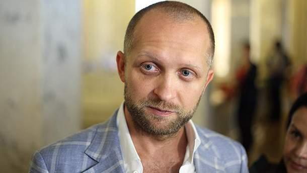 Максим Поляков заплатил 608 тысяч гривен залога
