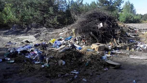 Бійці АТО отримали земельні ділянки на смітнику