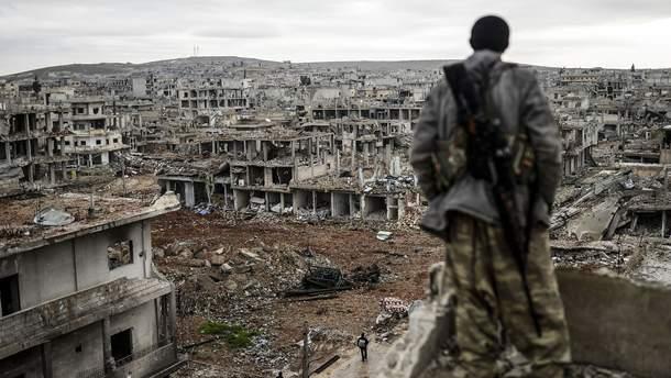 Война в Сирии фактически уничтожила страну