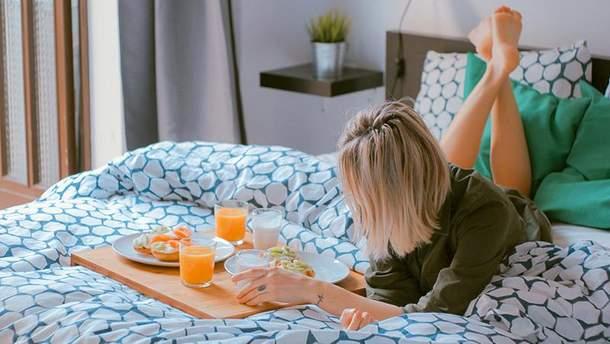 Что приготовить на завтрак: список блюд