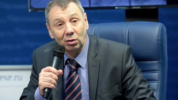 Марков визнав, що Росія порушила закон України щодо Криму