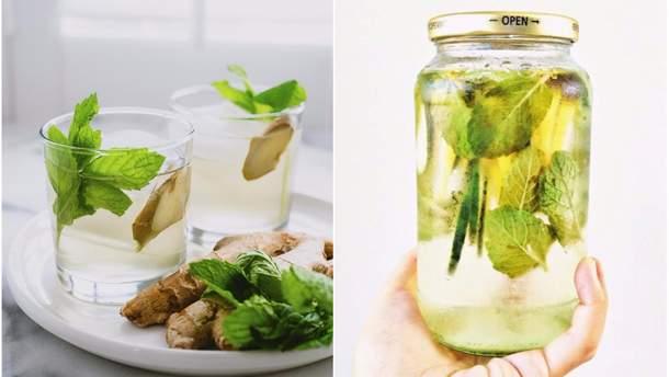 Рецепти детокс-напоїв
