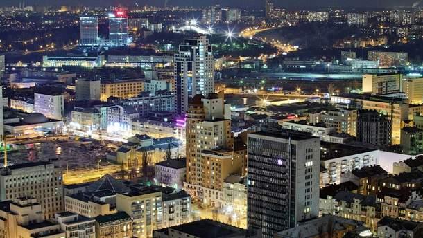 Київ у ночі