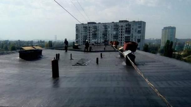 Накануне взрыв прогремел в многоэтажке в Киеве