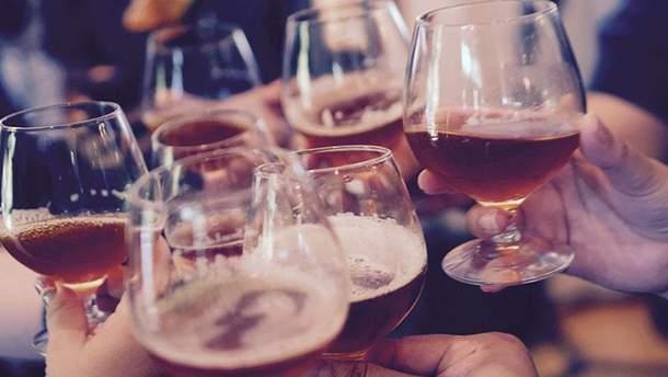 Як правильно пити алкоголь: інструкція