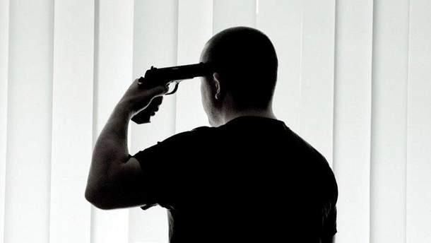 Один из руководителей исправительной колонии застрелился в служебном помещении (иллюстрация)