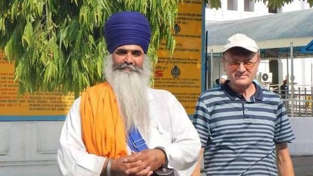Украинского посла обокрали в Индии
