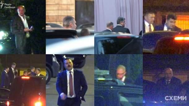 Хто з високопосадовців гуляв на весіллі сина Луценка