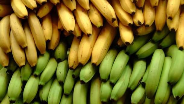 Кокаин спрятали в контейнере с бананами