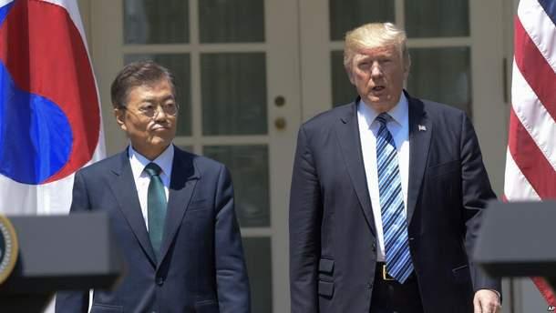 Стратегические вооружения США в Южной Корее