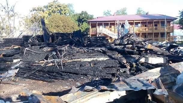 """Пожар в лагере """"Виктория"""": дело получило новый неожиданный виток"""