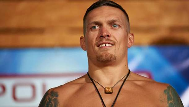 Украинский боксер Усик осуществил давнюю мечту